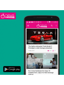 News on Screen (Android Version) | Best positive and breaking news Mobile app
