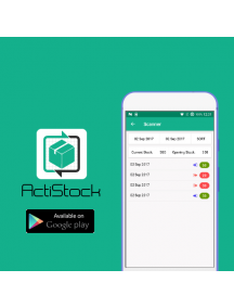 ActiStock (Android Version) Best stock management Mobile Application