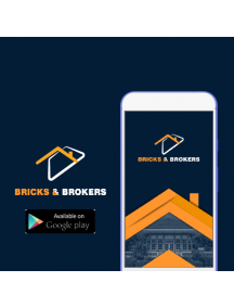 Bricks & Brokers (Android Version) Property in India | Buy/Sale/Rent Properties mobile app | Best real estate apps in India