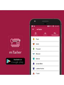 mTailor (Android Version) Best tailor app & tailor record book app