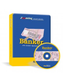 Banker (PC License) Best Bank Management Software | Best Core Banking Software